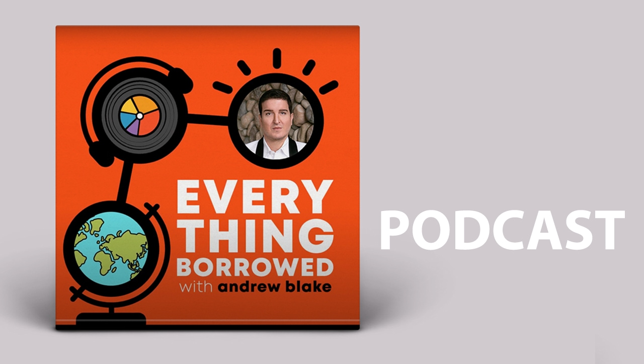 Everything Borrowed #20 Vince Spinnato - The Smell of Success