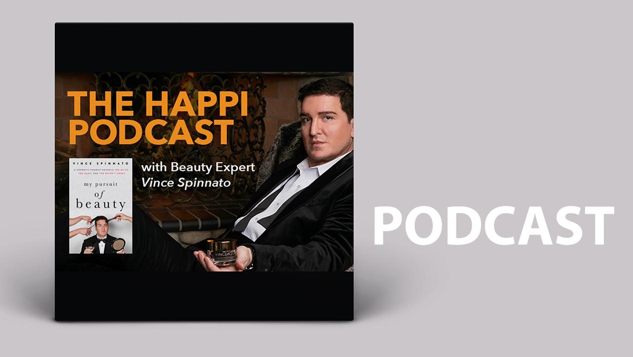 The Happi Podcast: Beauty Expert Vince Spinnato